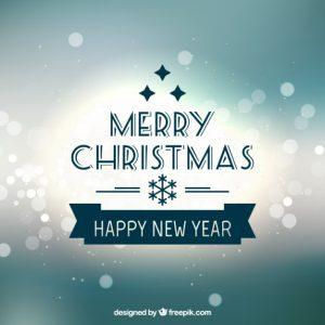 Selamat Hari Natal 2016 & Tahun Baru 2017