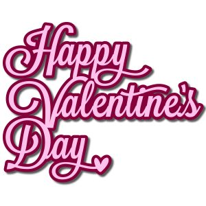 Selamat Hari Valentine